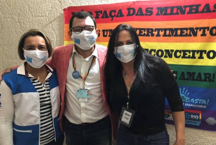 Prefeitura inaugura na Lapa Centro de Acolhimento para população LGBT+