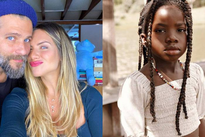 Giovanna Ewbank e Bruno Gagliasso contam sobre flagra de Titi