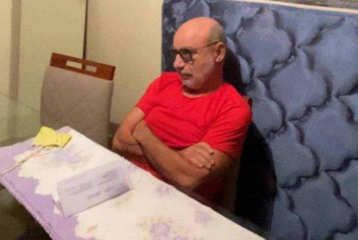 Queiroz foi preso em Atibaia (SP)