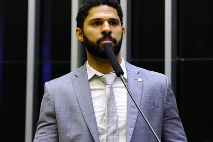 O deputado federal David Miranda