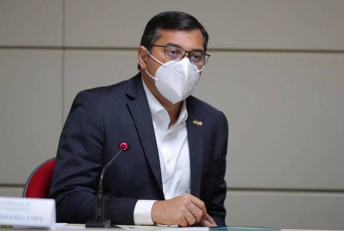 Governador do Amazonas, Wilson Lima (PSC)
