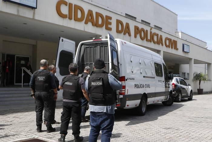 A Cidade da Polícia fica no Jacaré