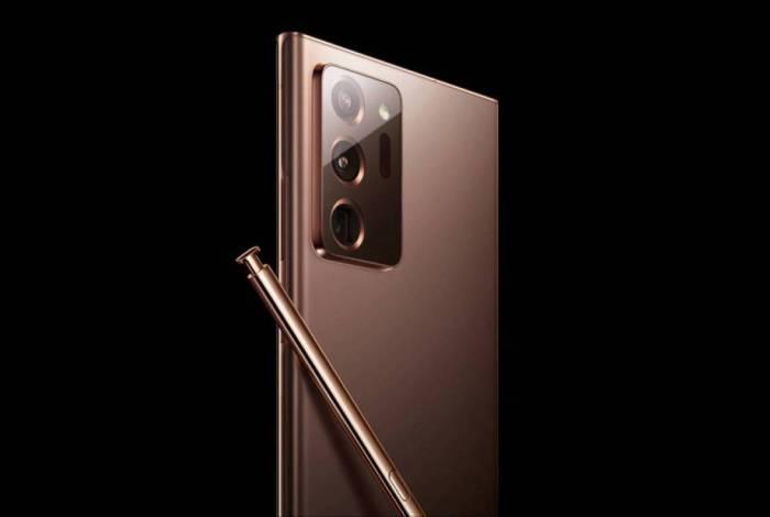 Samsung Galaxy Note 20 Ultra é um dos primeiros da lista