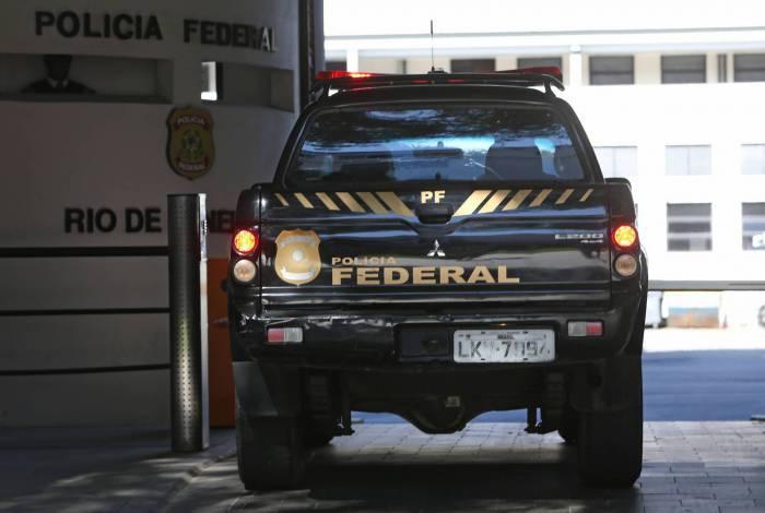 Polícia Federal prendeu homem que estava foragido desde 2018 acusado de furto de imagens sacras