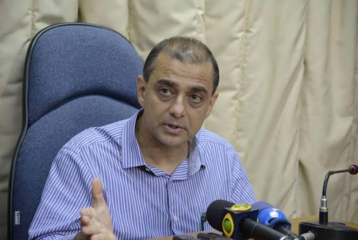 Edmar Santos: ex-secretário