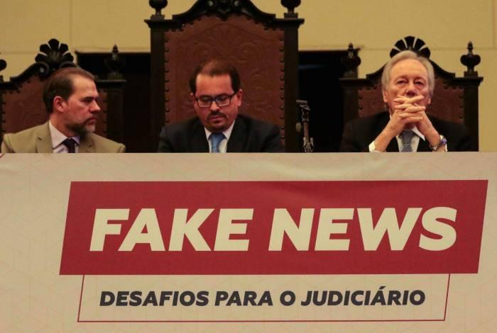 O argumento dos defensores da medida é chegar na raiz de uma fake news em investigação judicial ou na quebra de sigilo