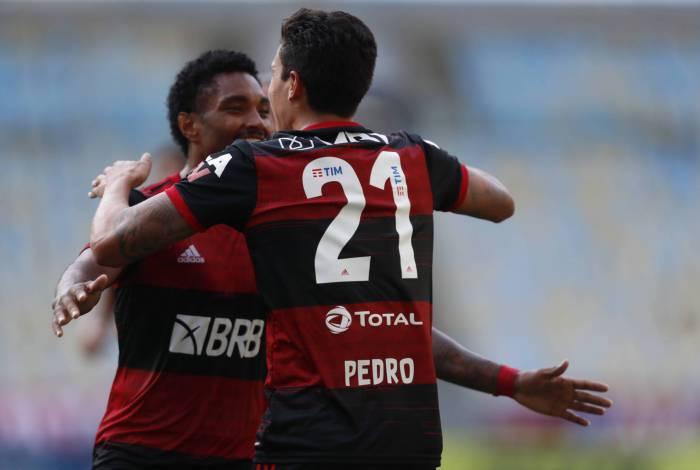 Flamengo venceu o Fluminense