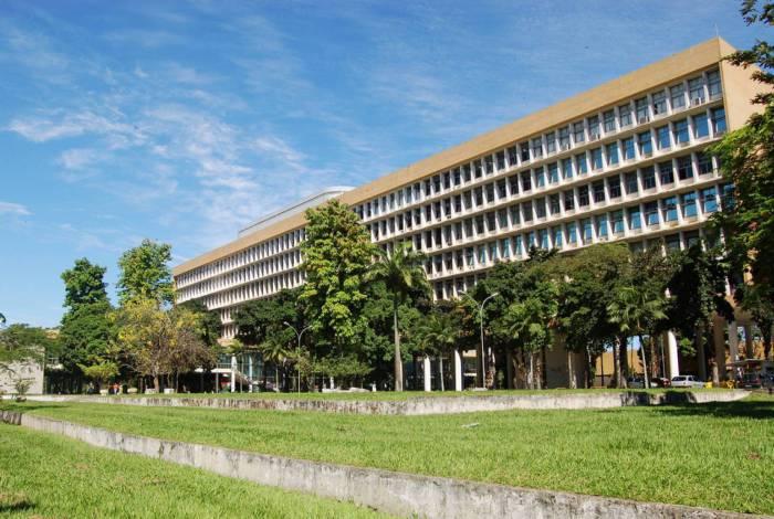 Campus da UFRJ no Fundão