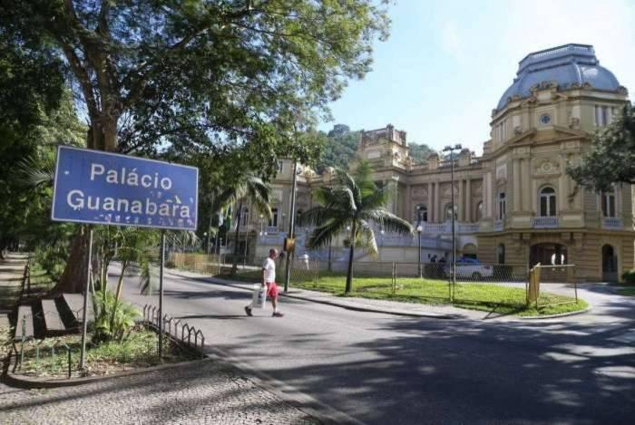 Equipe do Palácio Guanabara trabalha para amenizar impacto da pandemia da covid-19 nas finanças