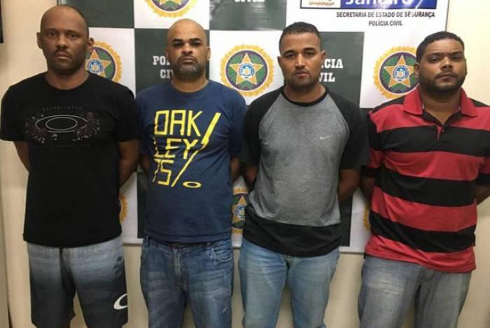 Polícia prende milicianos que tentavam dominar área de Nilópolis