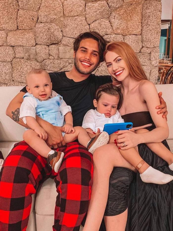 Sarah Poncio e Jonathan Couto vão adotar um bebê