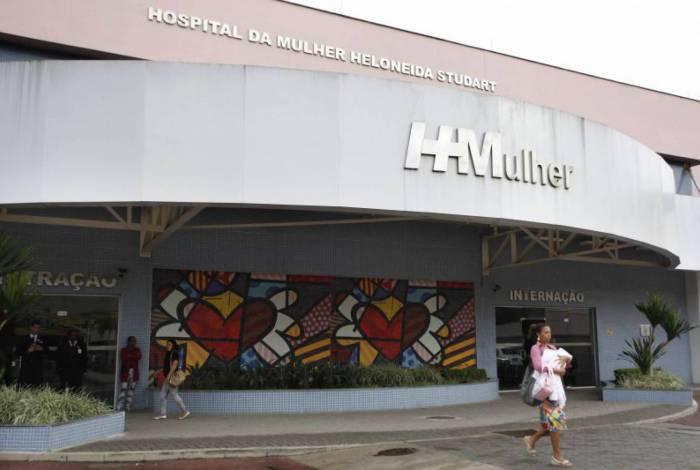 Hospital da Mulher Heloneida Studart, em São João de Meriti