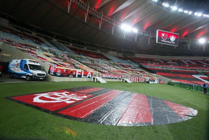 Maracanã voltará a ter público hoje em jogo entre Flamengo e Grêmio pela Copa do Brasil
