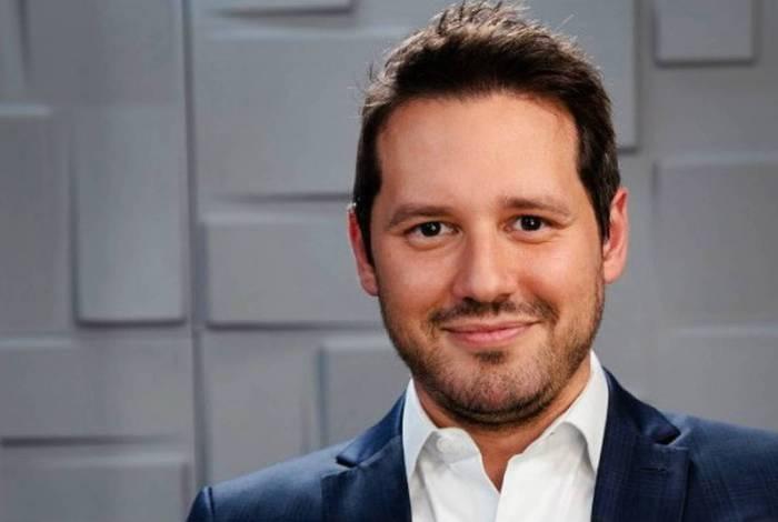 O jornalista Dony De Nuccio está na lista dos convidados do SBT