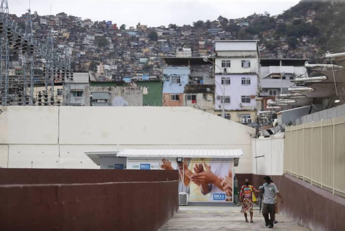 Instalação de tomógrafo, creditada como urgente, custou R$ 500 mil