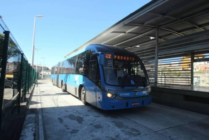 BRT anuncia mudanças no corredor Transoeste