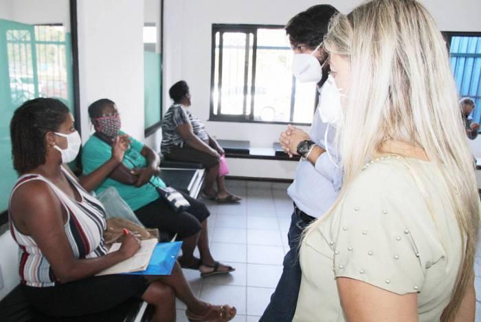 Volta Redonda retoma consultas com especialistas no Centro Municipal de Saúde, antigo Santa Margarida