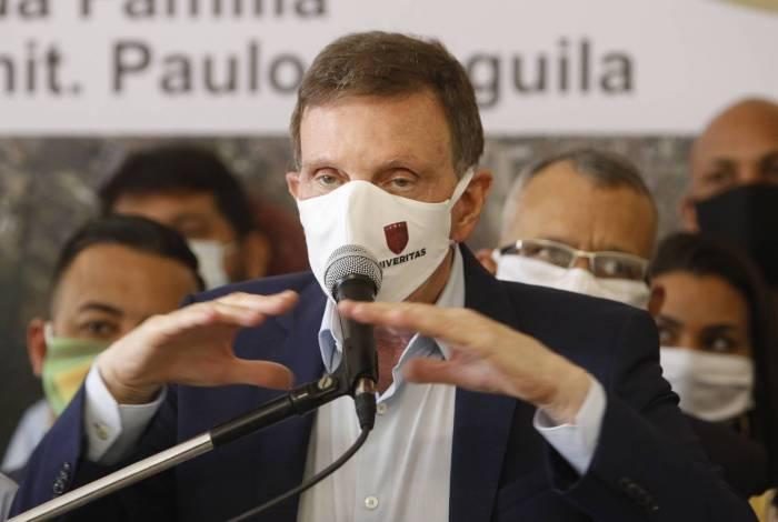 Nos bastidores do governo Marcelo Crivella, há preocupação com o pagamento nos próximos meses