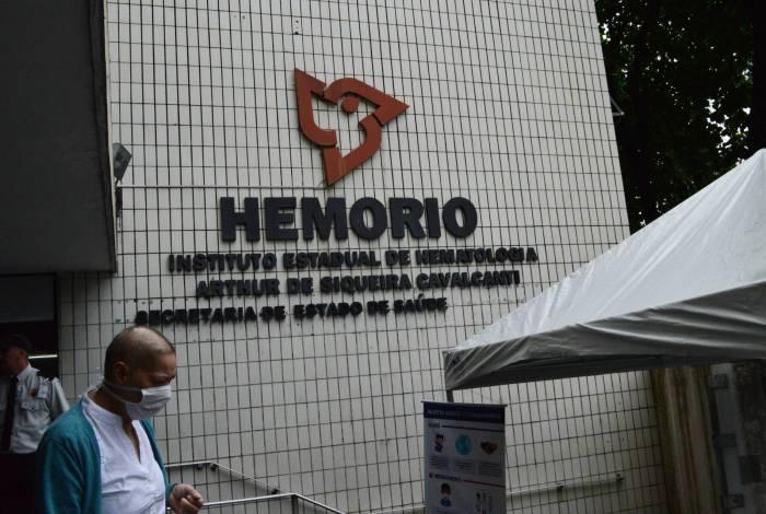 Militares vão doar sangue no Hemorio, nesta terça-feira