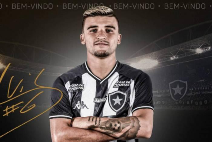 Apendicite tira lateral Victor Luis dos próximos jogos do Botafogo
