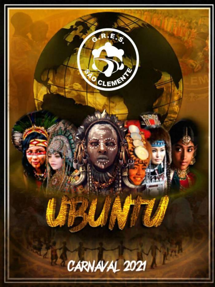 Ubuntu é o enredo da São Clemente para o Carnaval 2021