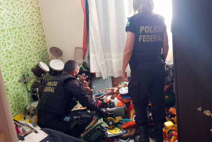Prisão aconteceu em São Gonçalo, na manhã desta quinta-feira