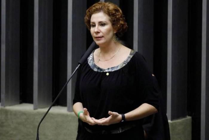 No vídeo, Zambelli exalta ações do governo Bolsonaro