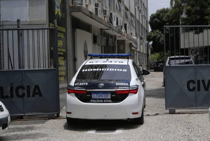 Ação é feita pelo Departamento-Geral de Homicídios e Proteção à Pessoa