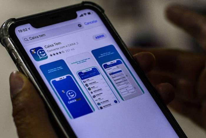 Os valores já podem ser movimentados pelo Aplicativo CAIXA Tem para pagamento de boletos, compras na internet e pelas maquininhas