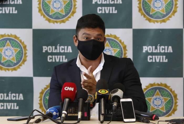 Delegado Moyses Santana disse que não houve falha na ação ao invadir live de pagode