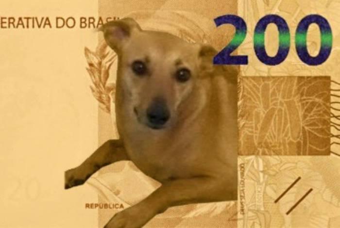 Internautas não estão sabendo lidar com a nota de R$ 200; Veja os memes!