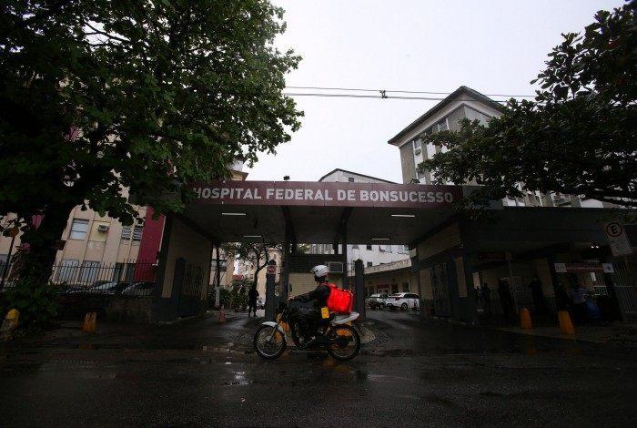 Doses da CoronaVac foram recolhidas do Hospital Federal de Bonsucesso