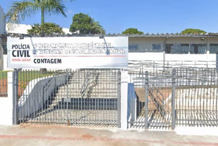 Caso foi registrado na Delegacia de Plantão de Contagem