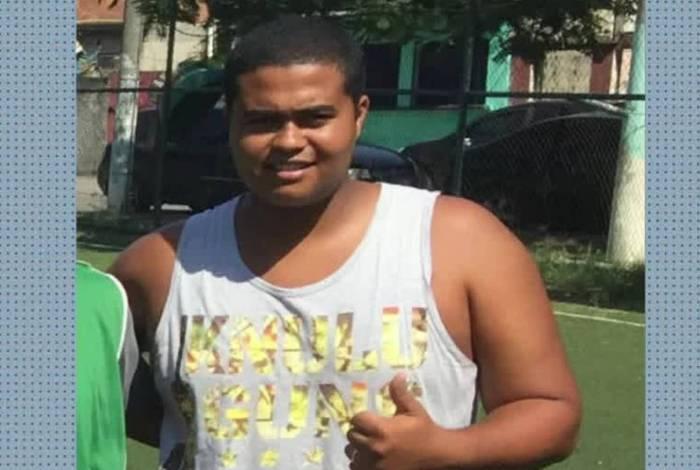 Cabo Bruno dos Santos Ferreira deixa esposa e um filho de três anos