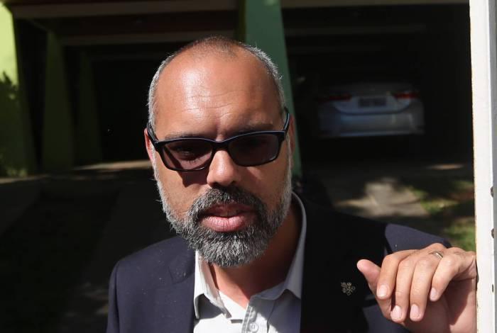 Allan dos Santos foi alvo de operações da Polícia Federal e, recentemente, teve seus perfis em redes sociais suspensos por ordem do ministro Alexandre de Moraes