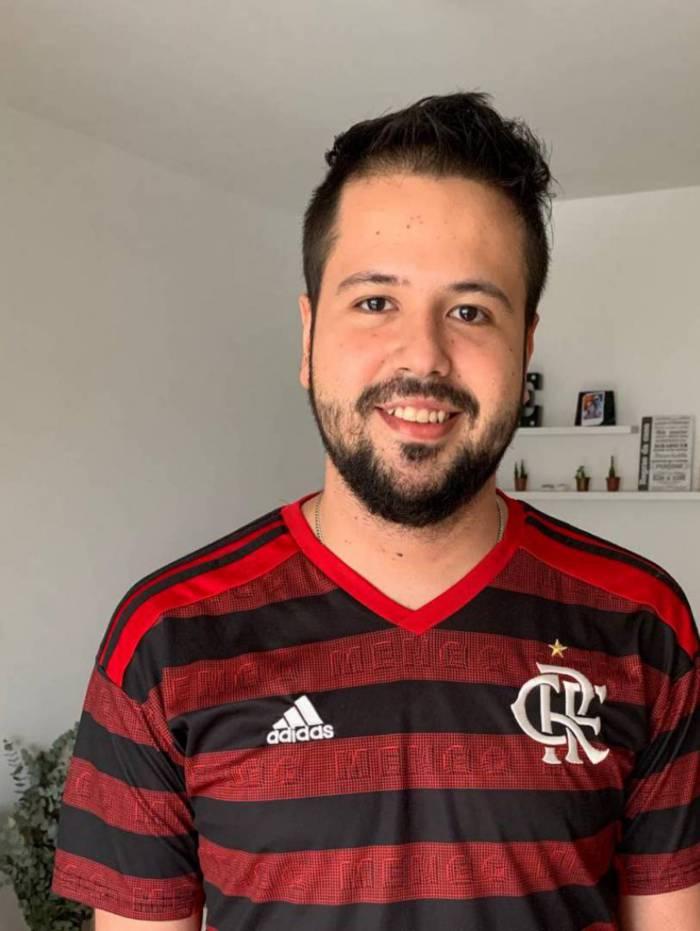 Torcedor do Flamengo cria música para Domènec e conteúdo viraliza