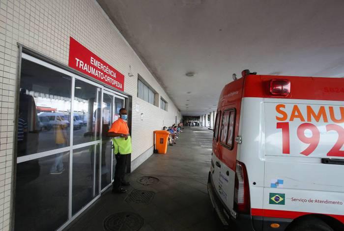 Os funcionários do Samu não tiveram os salários pagos pela OZZ