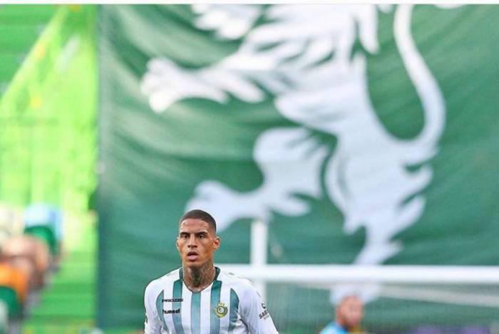 Carlinhos está próximo de assinar contrato com o Vasco