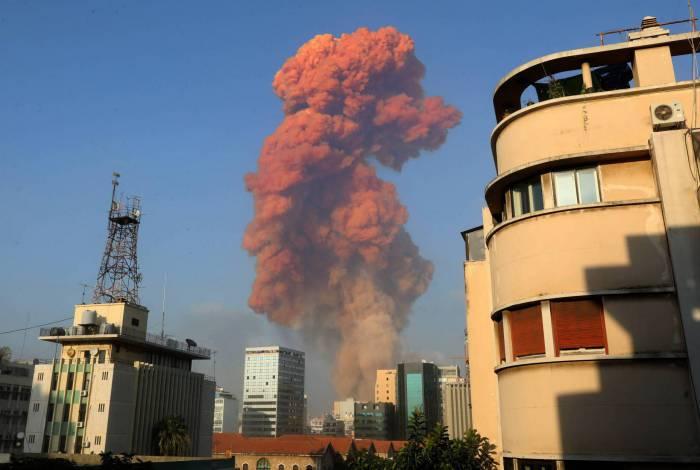 Explosão no porto de Beirute, Líbano
