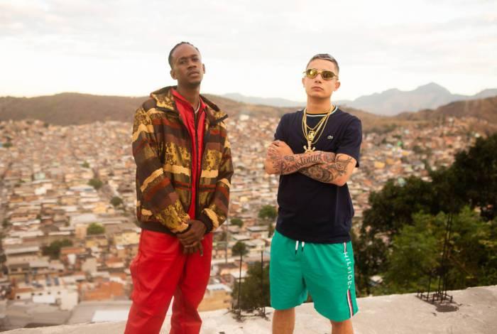 DJ Zullu e Hariel lançam 'Gabigol do Morro'