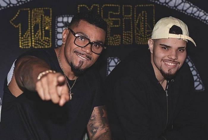 Naldo Benny e Pablo Jorge