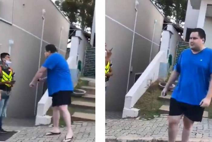 Vídeo com ofensa racista repercute nas redes sociais