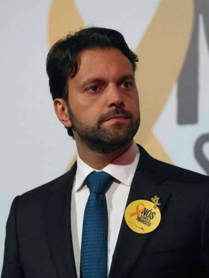 Alexandre Baldy, secretário de Transportes Metropolitanos de São Paulo