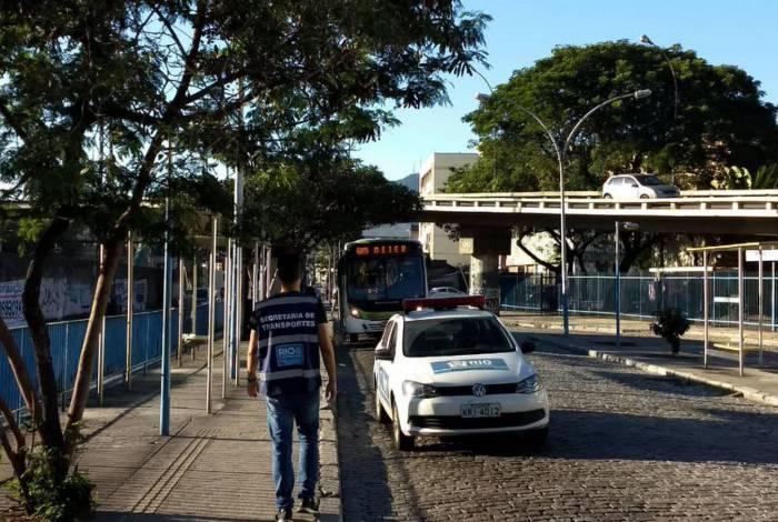 Prefeitura registra 259 multas por irregularidades nos serviços de ônibus durante a semana
