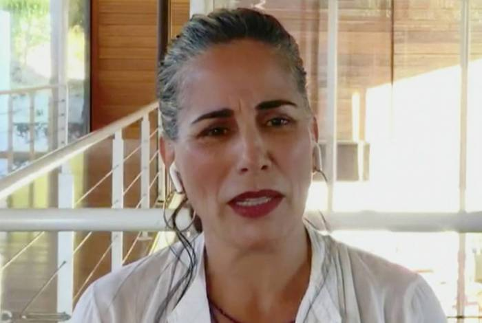 Glória Pires no 'Conversa com Bial'