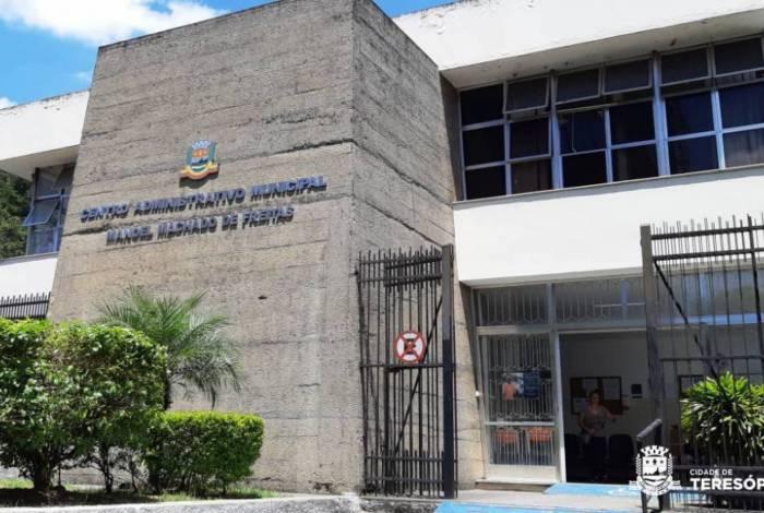 Centro Administrativo Municipal Manoel Machado de Freitas