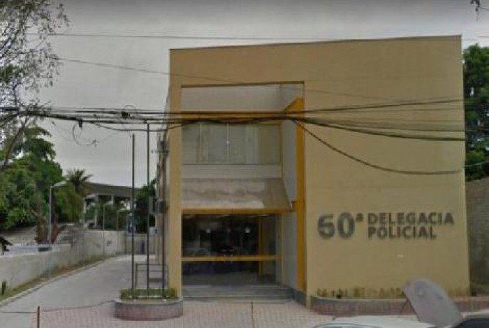 Policiais da 60 (Campos Elíseos) realizaram prisão em Duque de Caxias