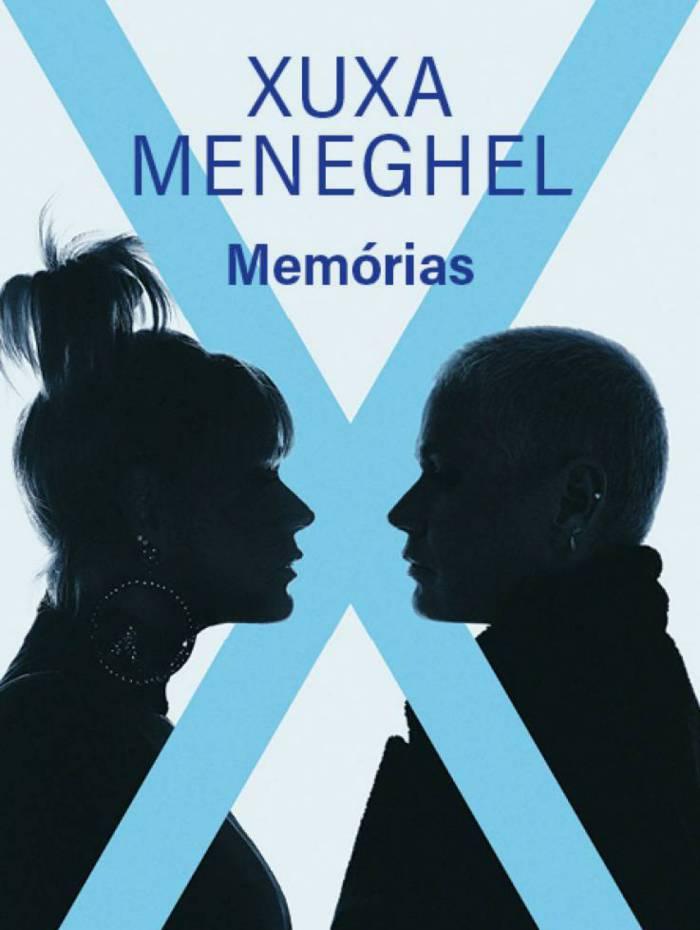 Livro de memórias de Xuxa sai pela Globo Livros em setembro
