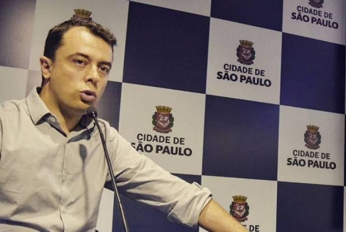 Bruno Caetano, secretário de Educação da cidade de São Paulo