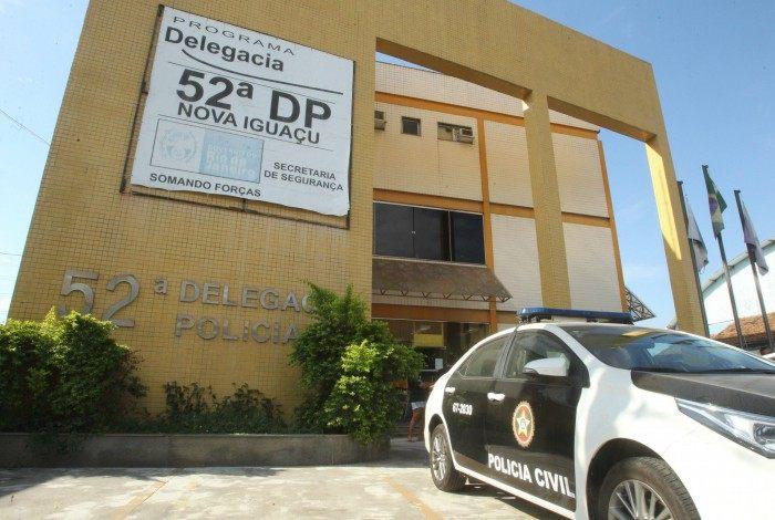 Criminosos foram presos e encaminhados a 52ªDP (Nova Iguaçu)